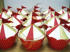 cup cake circo - Pesquisa Google