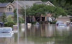 Officials watching 'high risk' dams after Houston storms @amredcross