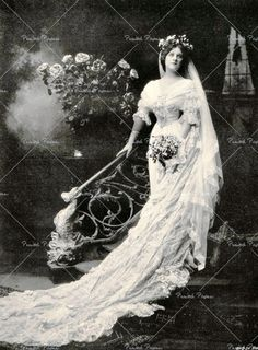 1907 Wedding Ad