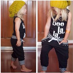 Kids Boo La La Tank - Preorder – Royal Bowtique