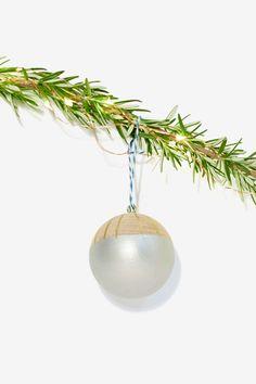 Adorn Wooden Ornament