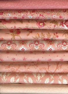 Printemps by 3 Sisters for Moda Fabrics Fat Quarter Bundle 9FQP 9 Fat Quarters #ModaFabrics