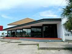 Highly Visible Commercial Property For Lease located Downtown Fort Walton Beach. There is plenty of office space, large open floor area, kitchen, space with service bar, mezzanine overlooking the open floor area, several different storage areas, plus a loading dock. Great signage opportunity! Contact us for more info!