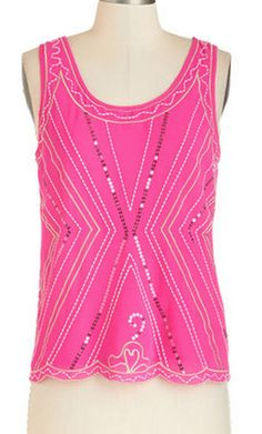 pretty sequin tank  http://rstyle.me/n/wqfpepdpe