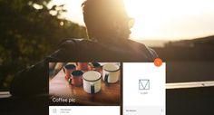 Material Design Lite - very lightweight framework from google
