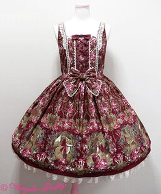Classic Fairy Tales ジャンパースカート
