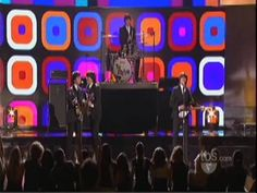 The Fab Four on Ellen's Really Big Show