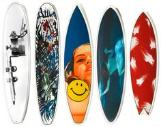 Surf's Up: Tommy Hilfiger's Artful Boards