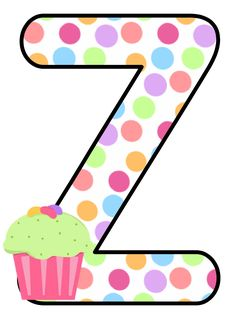 Abecedario con Lunares de Colores y Cupcakes. Alphabet with Colored Polka Dots and Cupcakes. - Oh my Alfabetos! Uppercase And Lowercase Letters, Alphabet And Numbers, Alphabet Letters, Scrapbook Letters, Abc For Kids, Kids Party Themes, Love You More Than, Lower Case Letters, Polka Dots