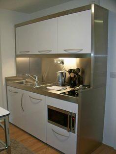 mini cocina