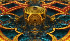 Created with Mandelbulb Many thanks for your Favs given, I really appreciate it The params from this one: Bulb landscape with small needles Psychedelic Pattern, Love Wallpaper, Fractal Art, Geometry, Illusions, Fantasy Art, Art Pieces, Digital Art, Bulb