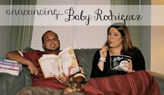 pregnancy announcement!