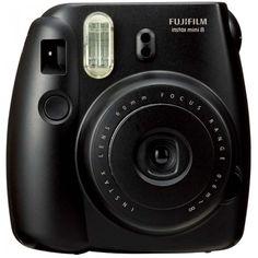 Fujifilm Black Instax Mini 8 Camera