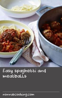 Get the kids to help you whip up some magic meatballs with this easy recipe. Top with homemade tomato sauce. Easy Tomato Recipes, Homemade Tomato Sauce, Tomato Sauce Recipe, Sauce Recipes, Easy Recipes, Easy Meals, Meatball Sauce, Meatball Recipes, Tasty Meatballs