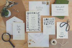 Beverley and York Wedding Stationery Australia Wide