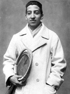 "Rene Lacoste-Jean René Lacoste (July 2, 1904 - October 12, 1996) was a French tennis player and businessman. He was nicknamed ""the Crocodile"" by fans because of his tenacity on the court; he is also known worldwide as the creator of the Lacoste tennis shirt, which he introduced in 1929."