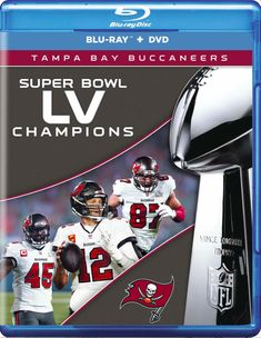 Raymond James Stadium, Mike Evans, Nfl History, Hollywood Cinema, Dolby Digital, Tampa Bay Buccaneers, Top Videos, Dvd Blu Ray, Kansas City Chiefs