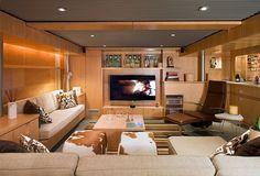 Basement Renovation by Princeton Design Collaborative