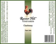 2014 Rooster Hill Vineyards Chardonnay 750 Ml *** Want to know more, click on the image.  This link participates in Amazon Service LLC Associates Program, a program designed to let participant earn advertising fees by advertising and linking to Amazon.com.