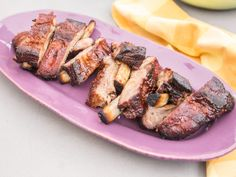 World Championship Baby Back Ribs recipe from The Kitchen via Food Network