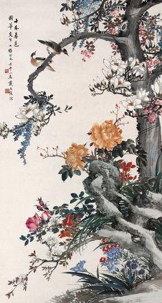 Japanese Art Prints, Japanese Artwork, Chinese Artwork, Japanese Wallpaper Iphone, Japon Illustration, China Art, Japan Art, Ink Painting, Animes Wallpapers