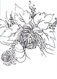 (3) Gallery.ru / Фото #1 - Схемы для вышивки лентами - Didli