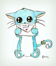 a cute drawing