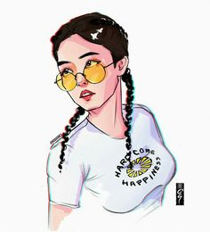 Kpop Drawings, Cartoon Drawings, Cute Drawings, Kim Jennie, Chibi, Mode Kpop, Art Tumblr, Kim Jisoo, Kpop Fanart