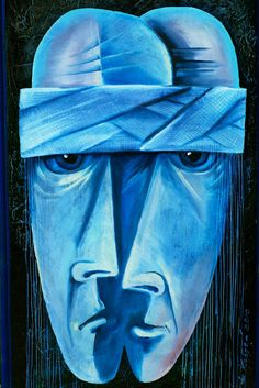 Headache by Viktor Kobzev V. by Kobzevartist on Etsy