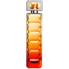 Hugo Boss Orange Sunset 50Ml Edt Spray ($44) ❤ liked on Polyvore featuring beauty products, fragrance, flower perfume, hugo, hugo fragrance, flower fragrance and blossom perfume