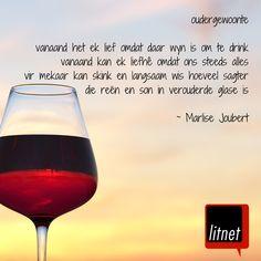 Afrikaans, Red Wine, Alcoholic Drinks, Food, Essen, Liquor Drinks, Meals, Alcoholic Beverages, Yemek