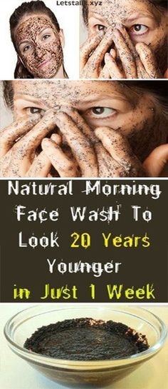 Natural Morning Face Wash To Look 20 Years Younger in Just 1 Week #health #fitness #weightloss #fat #diy #drink #smoothie #weightloss #burnfat #diet #naturalremedies th #weightloss #burnfat #diet #naturalremedies #weightloss