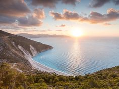 Perfect for: beach-hoppersGreece has more than 8,500 miles of coastline, so sand-and-surf fiends have no shortage of places to put their…