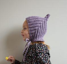Tuto du bonnet Lutin améthyste de Spicalili