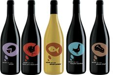 Wine That Loves - Packaging with harmonization. #wine #packaging #harmonization #sommelier