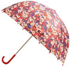 Pluie Pluie Girls RU - BF Brown Flower Umbrella