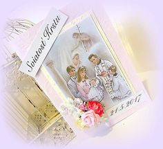 MagicArt / Karta s príhovorom krstného otca pre Natálku Handmade Invitations, Perfume Bottles, Make Your Own Invitations, Perfume Bottle