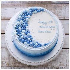 Birthday cake decorating ideas for men recipe 70 Ideas Buttercream Cake Designs, Cake Icing, Eat Cake, Cupcake Cakes, Baby Shower Cakes For Boys, Baby Boy Cakes, Cake Decorating Techniques, Cake Decorating Tips, Cake Decorating For Beginners