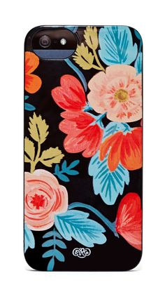Buy Rifle Paper Co. Bed of Roses iPhone 5 Case at Nasty Gal Cool Iphone Cases, Cool Cases, Cute Phone Cases, Iphone Phone Cases, Phone Covers, Iphone 7, Apple Iphone, Phone Accesories, Cell Phone Accessories