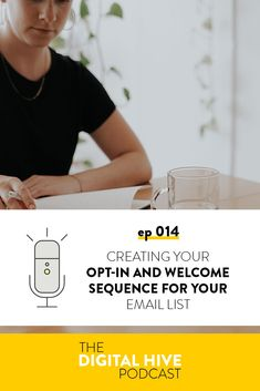 In this week's episode I'm talking you through how to create an opt-in to grow your email list, and how to welcome those people in with a welcome sequence to grow your email list and create a trusting community over time. Marketing Articles, Content Marketing, Email Marketing, Your Email, Email List, Create Yourself, How To Find Out, Blogging, Community