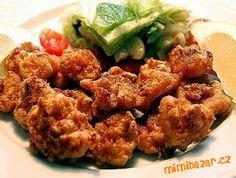 Rarášci v sýrovém těstíčku Recipies, Food And Drink, Chicken, Meat, Koken, Recipes, Beef, Rezepte, Cubs