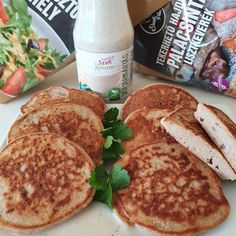 Krumplipalacsinta 11db Pancakes, French Toast, Breakfast, Food, Morning Coffee, Eten, Meals, Pancake, Morning Breakfast
