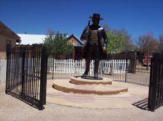 Wyatt Earp - Tombstone, AZ