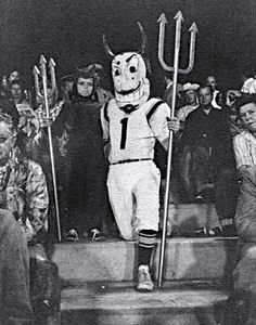Sparky in the 1950s