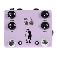 JHS Pedals Emperor Analog Chorus Vibrato With Tap Tempo