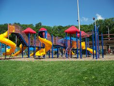 Playground by LakeCountyY, via Flickr