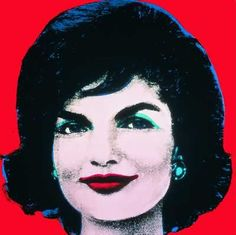 Jackie Kennedy - Warhol