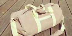 Geräumige Sporttasche mit vielen Fächern nähen