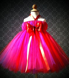 Inspiration for the tutu...different colors...but if all goes well then I'll move on and make this one:)