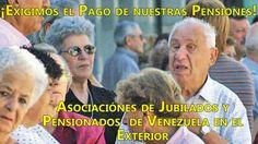 Petición · Paguen las pensiones de los jubilados de Venezuela en el exterior · Change.org
